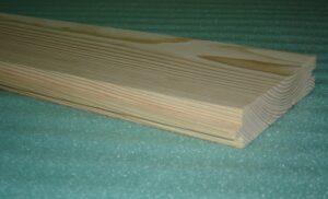 Deska podłogowa sosnowa