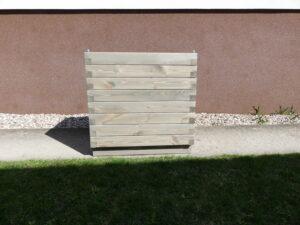 Donica składana drewniana