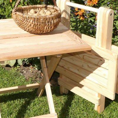 stolik składany